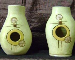 vase circle (h:14cm)