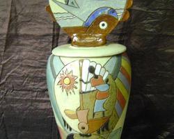 Vase sénégalais 1